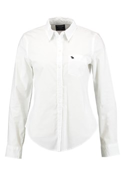 Abercrombie & Fitch SLIM FIT Koszula white