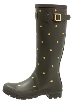 Tom Joule WELLY PRINT Kalosze gold