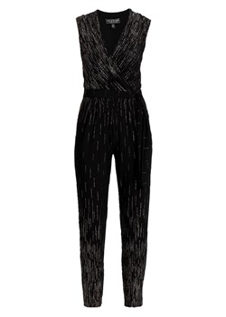 Dorothy Perkins WATERFALL V JUMPSUIT Kombinezon black