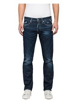 Spodnie jeansowe Levi's 514 STRAIGHT dla mężczyzn, kolor