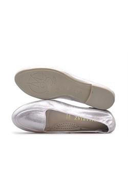 Szare buty damskie mariaż, zima 2020 w Domodi