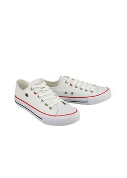 Białe buty big star, wiosna 2020 w Domodi