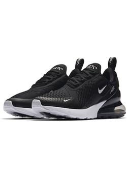 Czarne buty sportowe damskie nike nike air max, wiosna 2020