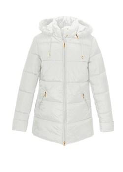 Białe kurtki damskie bonprix, wiosna 2020 w Domodi