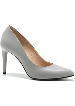 Szare buty ślubne neścior, wiosna 2020 w Domodi