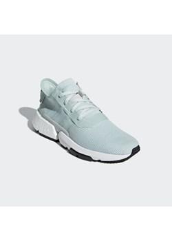 Damskie Adidas La Trainer EM W Granatowy Różowy Srebrny