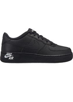 Buty sportowe damskie Nike air force na platformie