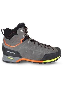 Szare buty trekkingowe męskie scarpa, wiosna 2020 w Domodi