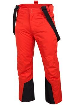 Pomarańczowa spodnie sportowe męskie 4f, wiosna 2020 w Domodi