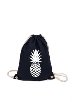 Worek Canvas Pineapple