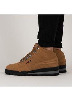 Buty zimowe męskie Big Star sznurowane