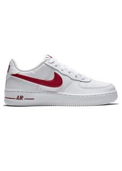Buty sportowe damskie Nike do koszykówki air force białe wiązane