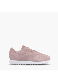 Buty sportowe damskie Reebok sneakersy młodzieżowe różowe ze