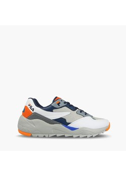 Szare buty sportowe męskie fila, wiosna 2020 w Domodi