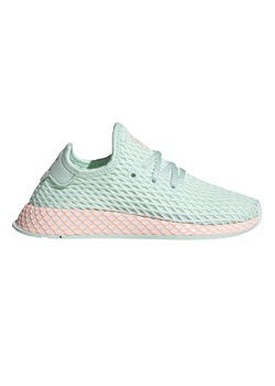 Miętowe dla dziecka adidas, wyprzedaż, wiosna 2020 w Domodi