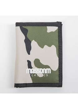 Portfel Mass Denim Wallet Classics woodland camo