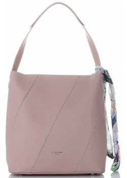 Shopper bag David Jones matowa