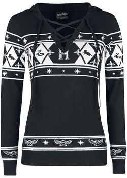 Sweter damski Harry Potter casual