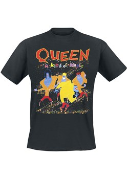 T-shirt męski Queen
