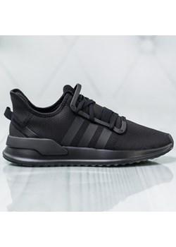 Buty sportowe męskie Adidas czarne na wiosnę