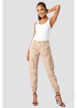 Sisters Point Leca Pants - Beige,Nude
