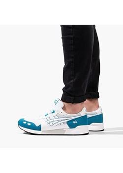 Białe buty sportowe męskie Asics wiązane