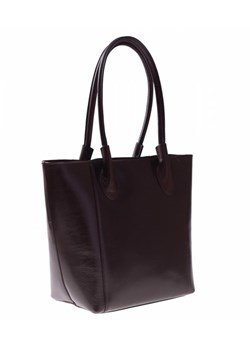 Shopper bag Genuine Leather - PaniTorbalska