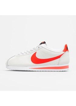 Nike Buty CLASSIC CORTEZ LEATHER W szary Spartoo