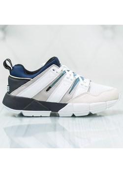 Czarno Białe Buty do Biegania Adidas EQT SUPPORT ADV 351
