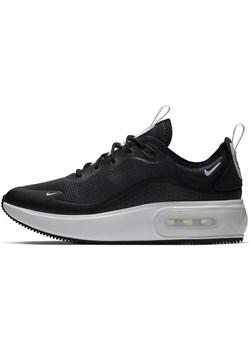 Buty sportowe damskie Nike do koszykówki na płaskiej podeszwie bez wzorów wiązane na wiosnę