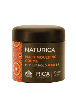Rica Naturica Matt Moulding Creme Medium Hold | Matujący krem do modelowania włosów 50ml