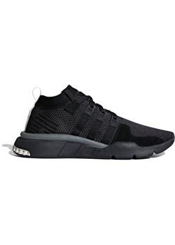 Buty sportowe męskie Adidas eqt support sznurowane zamszowe