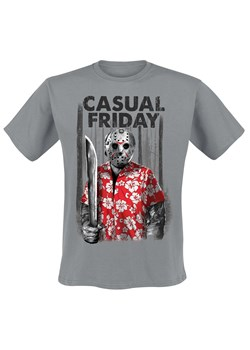 T-shirt męski Friday The 13th z krótkimi rękawami