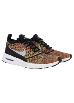 całkowicie stylowy świeże style produkty wysokiej jakości Buty sportowe damskie Nike do biegania air max thea skórzane bez wzorów
