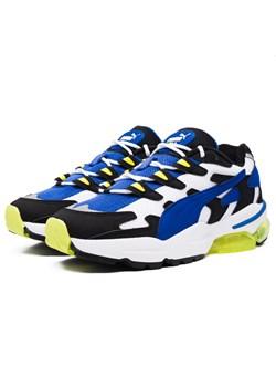 Buty sportowe męskie Puma sznurowane na wiosnę