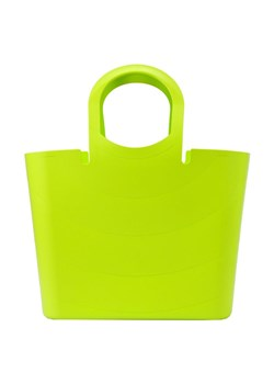 Shopper bag Gregorio zielona do ręki
