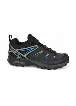 Buty trekkingowe męskie Salomon czarne sportowe jesienne