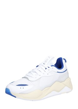 Buty sportowe damskie Puma sznurowane białe w Domodi