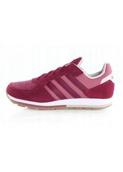 Czerwone buty damskie adidas, wiosna 2020 w Domodi