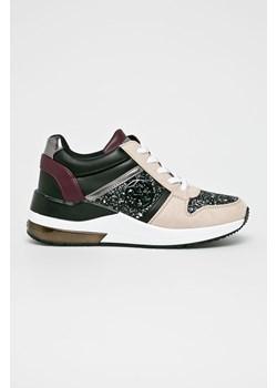 Sneakersy damskie czarne Guess Jeans