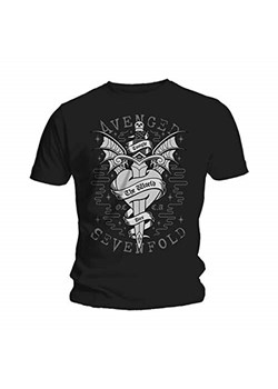 T-shirt męski Avenged Sevenfold - Amazon