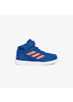 adidas Rapidarun EL I CQ0140 niebieski ButyMarkowe