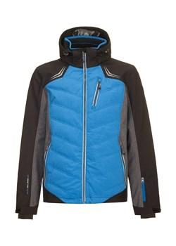 Adidas męski płaszcz zimowy condivo 18 l czarnybiały