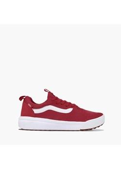 Czerwone buty sportowe męskie vans, wiosna 2020 w Domodi