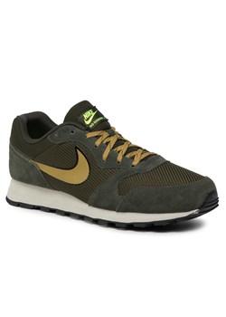 Buty sportowe męskie Nike zielone jesienne