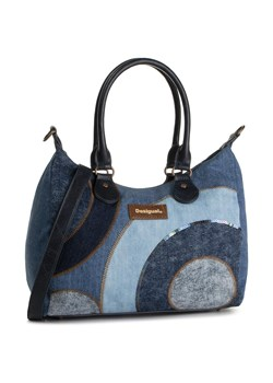 Shopper bag Desigual z nadrukiem