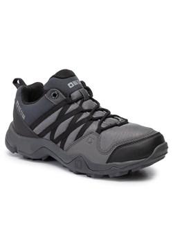 Granatowe buty trekkingowe męskie big star, wiosna 2020 w Domodi