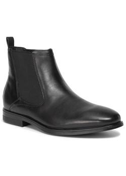 Buty zimowe męskie Gant eleganckie na jesień bez zapięcia