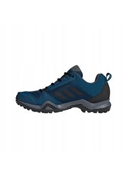 Buty trekkingowe męskie Adidas sportowe sznurowane jesienne