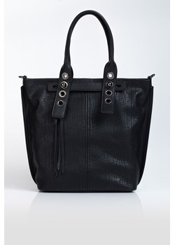 Shopper bag Monnari czarna